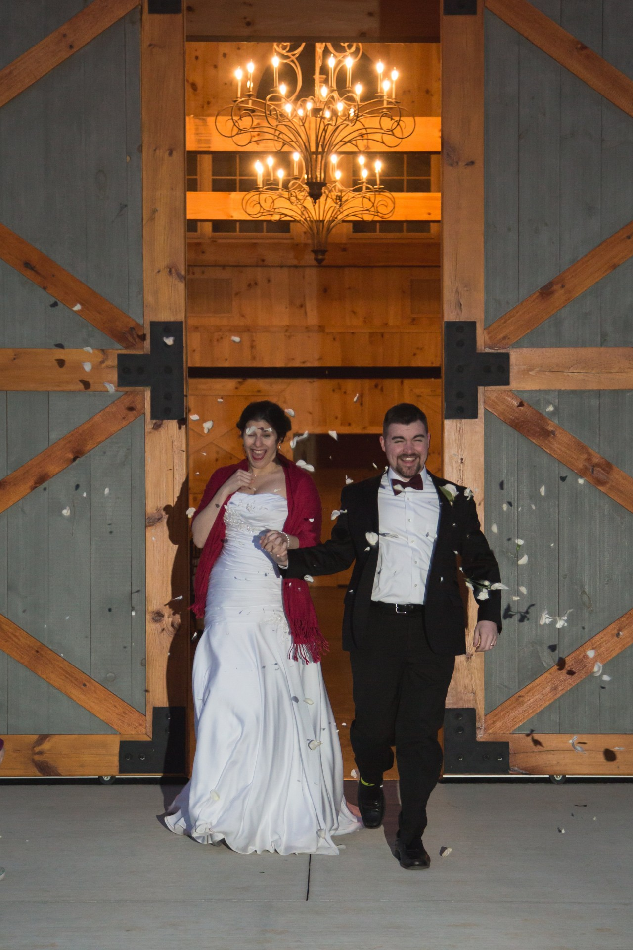 Gatlinburg Wedding send-off